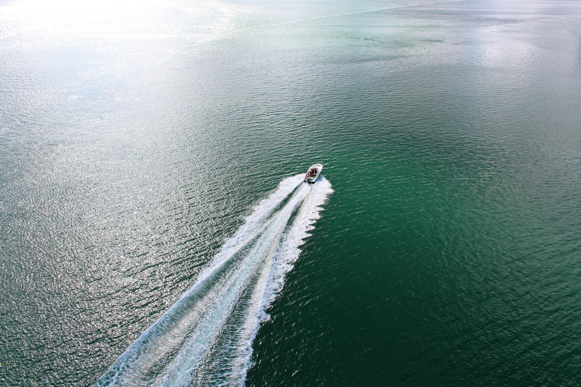 Uppföljning vidhäftning färg på båt